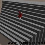 Porrasturvat stair dismount